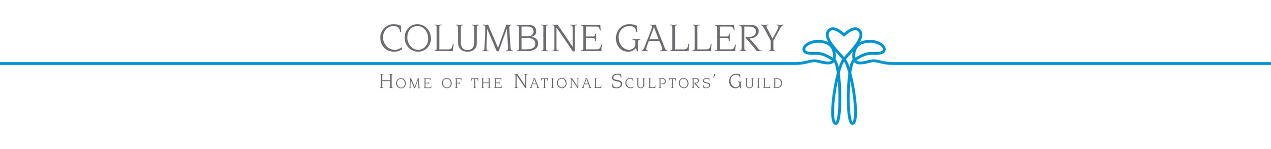 Columbine Gallery home of the National Sculptors' Guild Specializing in Significant Public Art since 1992. Columbine is the Colorado State flower and symbol for Spirit. Our Loveland location of Columbine Art Gallery and the National Sculptors' Guild has quickly become the largest original fine art source in Colorado located across the street from Sculpture in the Park events at Benson Park, we feature artwork by 50 represented artists year round, ship worldwide.